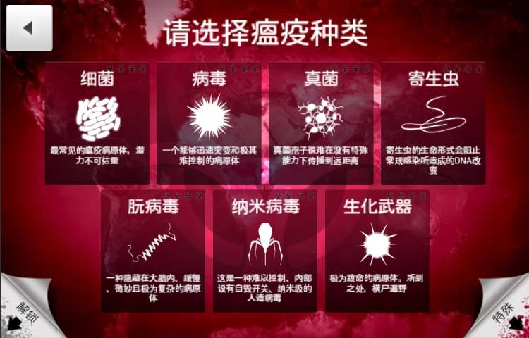 破解游戏下载:瘟疫公司 v1.15.3 中文无限修改版
