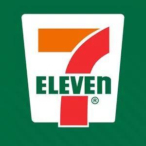 7-eleven便利店logo