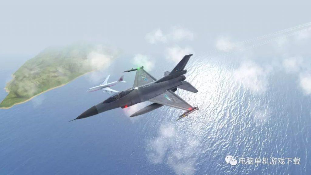 模拟起飞单机游戏 截图
