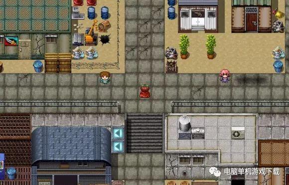 【单机游戏下载】重装机兵:失落的大陆——角色扮演(RPG) 网盘资源