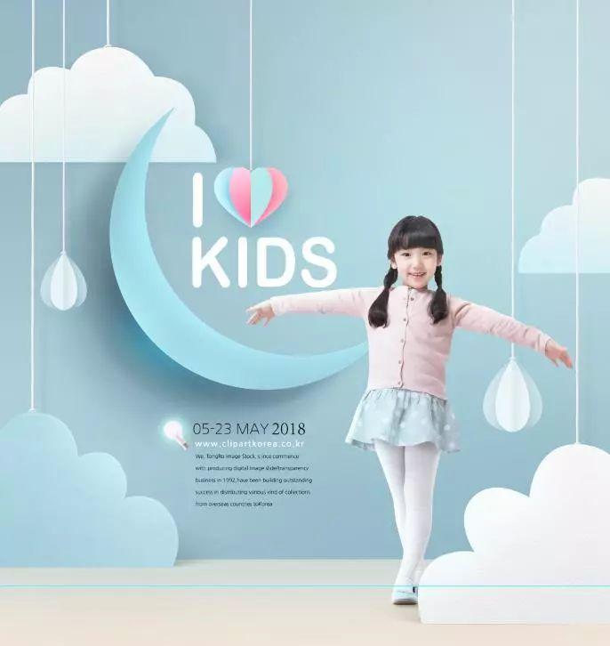 【psd素材下载】儿童节影楼后期写真相册模板宝宝照片摄影样片图样册PSD分层素材