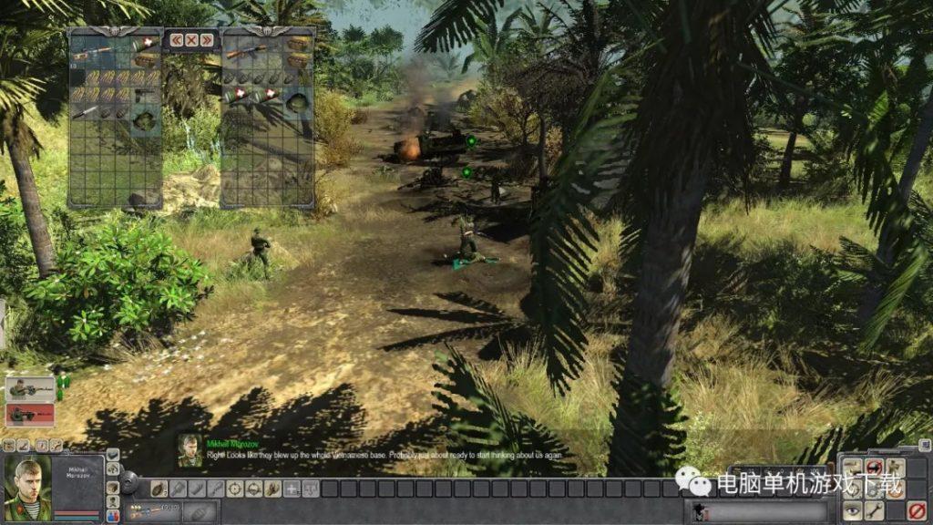 【单机游戏下载】战争之人:越南——即时战略类