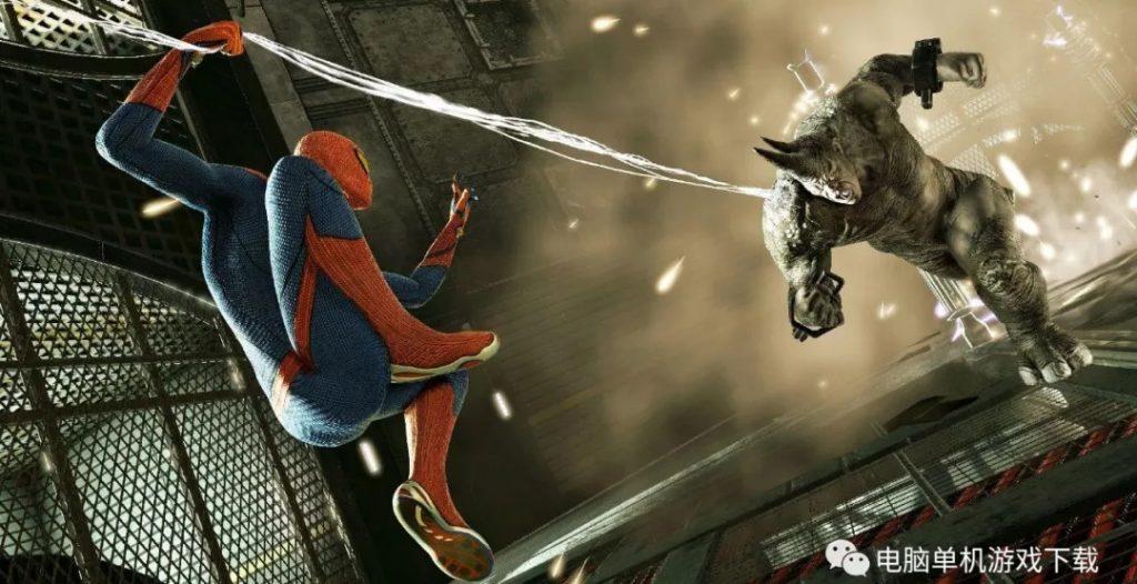 【单机游戏下载】神奇蜘蛛侠The Amazing Spider-Man—动作冒险