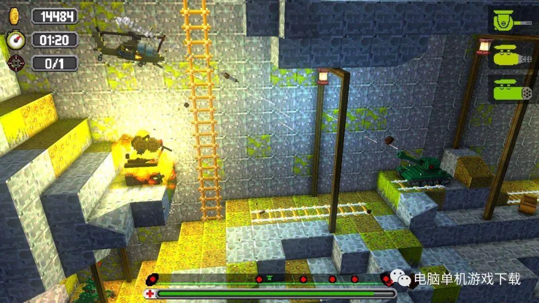 策略类(SLG)单机游戏网盘下载:合力救援2