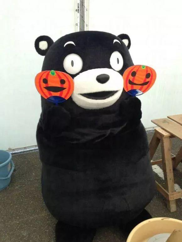 日本的熊本熊
