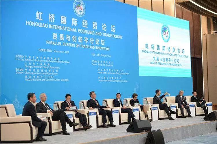 马云:中国正从出口转向进口,我们将8亿人从贫困中解救出来