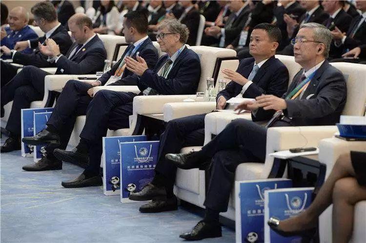 在进博会上,马云、比尔·盖茨、雷军们都说了啥?