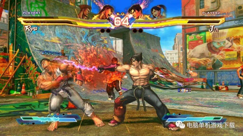 【单机游戏下载】终极街头霸王4——Ultra Street Fighter IV
