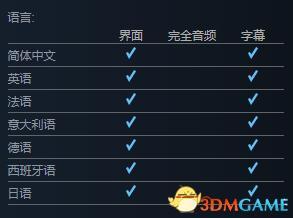 《胡闹厨房1-2》支持简体中文
