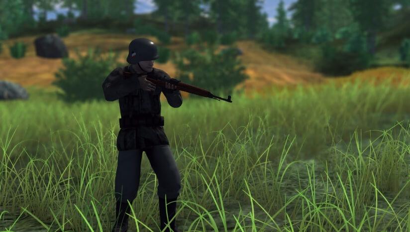 遥远战线:诺曼底游戏截图