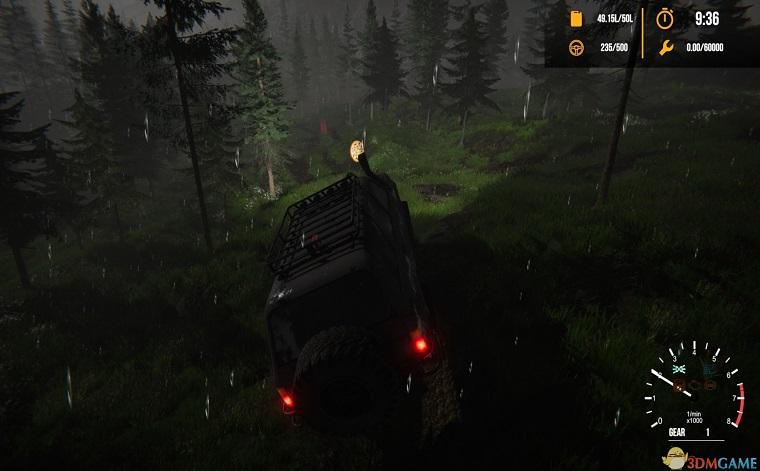 单机游戏下载,终极越野模拟器:阿拉斯加