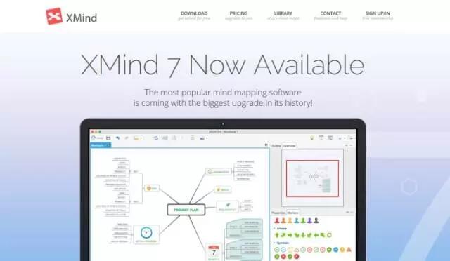 思维导图工具XMind