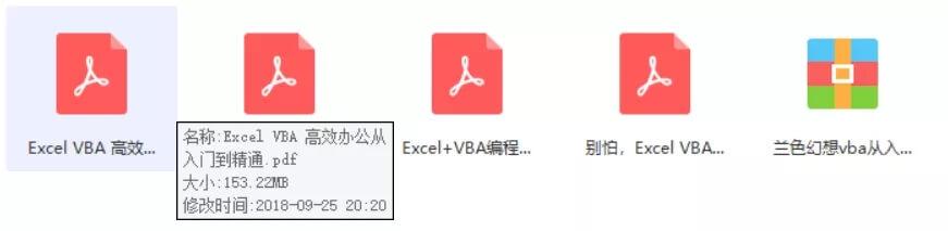 Excel经典VBA教程