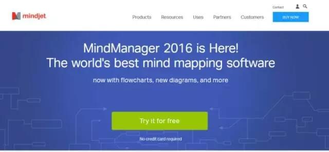思维导图工具MindManager