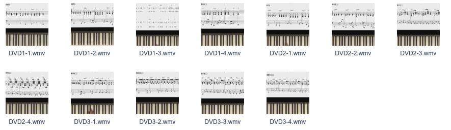 60G钢琴教程,附赠1000份经典钢琴谱,百度云盘资源